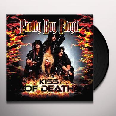 Pretty Boy Floyd KISS OF DEATH - A TRIBUTE TO KISS Vinyl Record