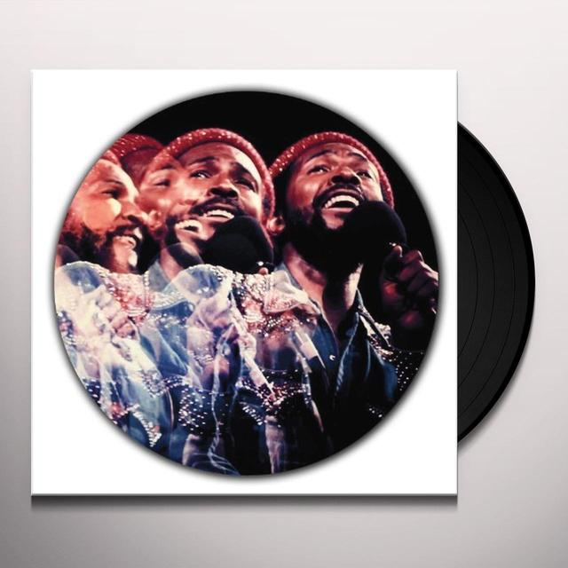 Marvin Gaye LIVE Vinyl Record