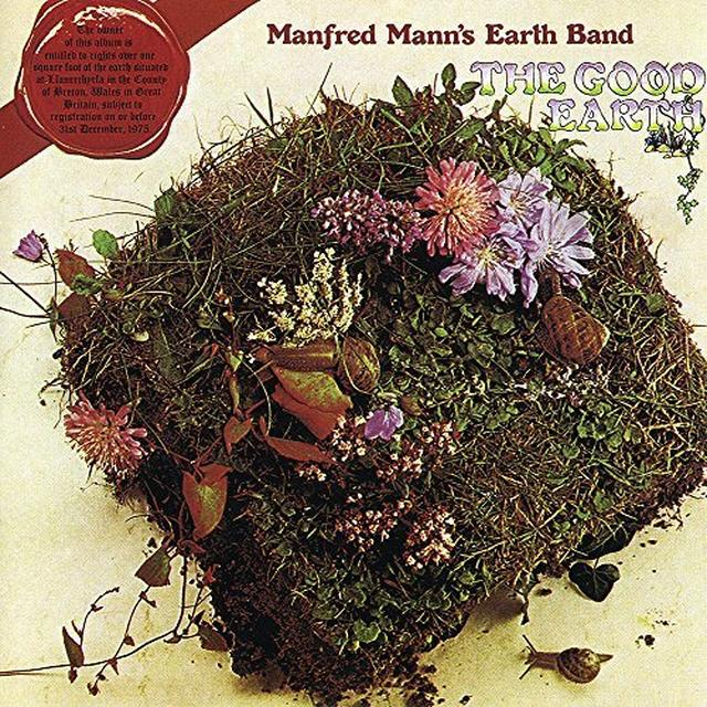 Manfred Mann'S Earth Band GOOD EARTH Vinyl Record