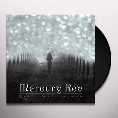 Mercury Rev LIGHT IN YOU   (DLI) Vinyl Record - Limited Edition, 180 Gram Pressing