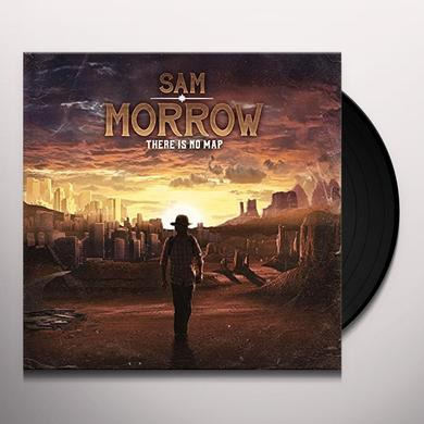 Sam Morrow THERE IS NO MAP Vinyl Record