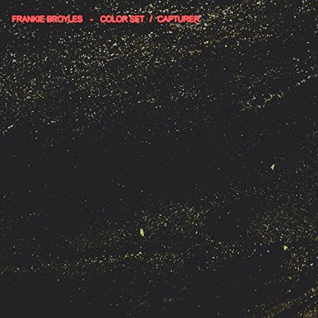 Frankie Broyles CAPTURER Vinyl Record