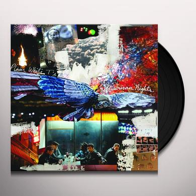 Plain White T's AMERICAN NIGHTS Vinyl Record