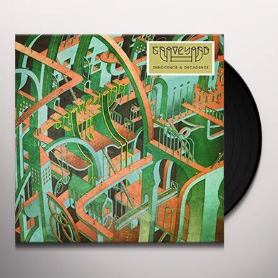 Graveyard INNOCENCE & DECADENCE Vinyl Record - Gatefold Sleeve