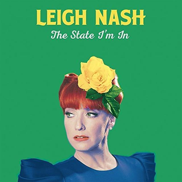 Leigh Nash STATE I'M IN Vinyl Record