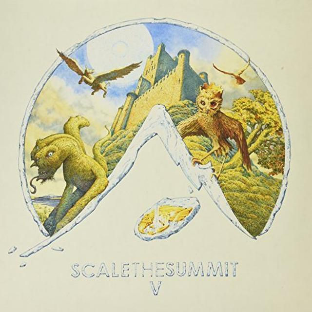Scale The Summit V Vinyl Record