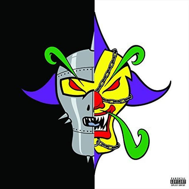 Insane Clown Posse MARVELOUS MISSING LINK (THE COMPLETE SAGA) Vinyl Record - Gatefold Sleeve