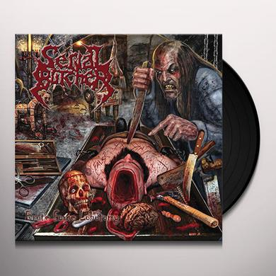SERIAL BUTCHER BRUTE FORCE LOBOTOMY Vinyl Record