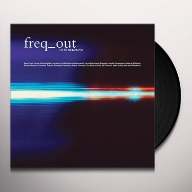 FREQ OUT 1.2 SKANDION / VARIOUS Vinyl Record