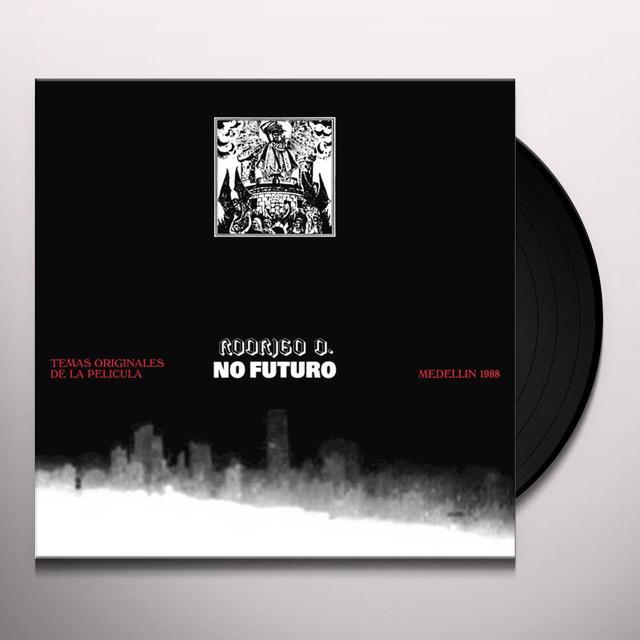 RODRIGO D. NO FUTURO / VARIOUS Vinyl Record