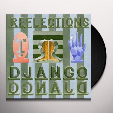 Django Django REFLECTIONS Vinyl Record