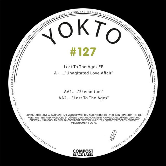 Yokto LOST TO THE AGES Vinyl Record