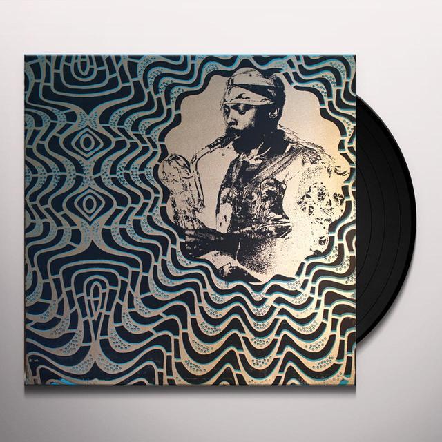 Pat Patrick & The Baritone Saxophone Retinue SOUND ADVICE Vinyl Record