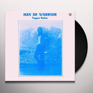 Tapper Zukie MAN AH WARRIOR Vinyl Record
