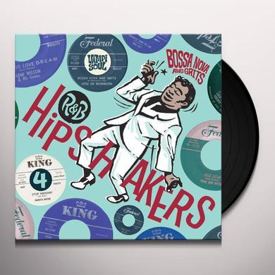 R&B HIPSHAKERS 4: BOSSA NOVA & GRITS / VARIOUS Vinyl Record
