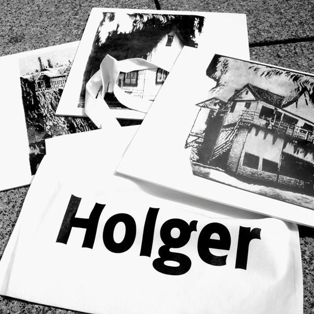 WEBER / TIMOKA HOLGER BUNDLE #2 Vinyl Record