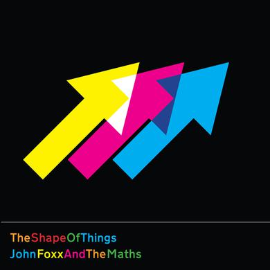 John Foxx & The Maths SHAPE OF THINGS Vinyl Record