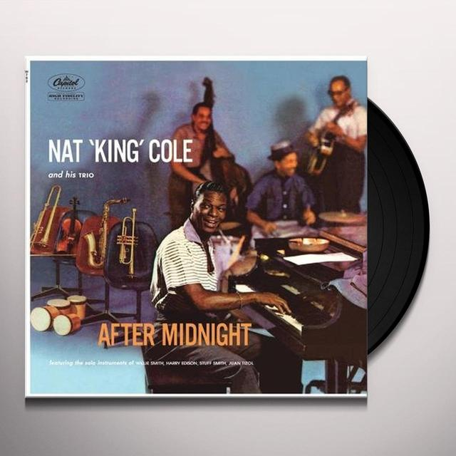 Nat King Cole AFTER MIDNIGHT Vinyl Record
