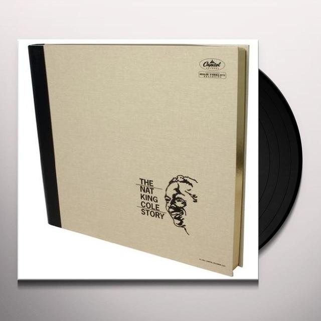 NAT KING COLE STORY Vinyl Record
