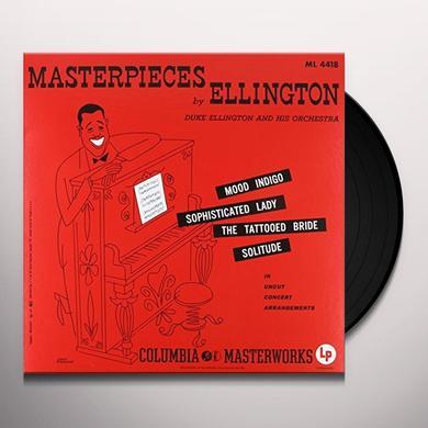 Duke Ellington MASTERPIECES BY ELLINGTON Vinyl Record