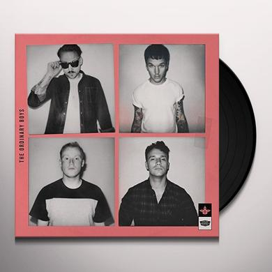 ORDINARY BOYS: LIMITED Vinyl Record - Limited Edition, UK Import