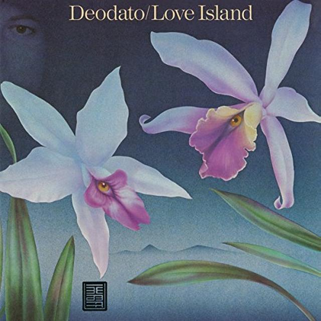 Deodato LOVE ISLAND Vinyl Record - 180 Gram Pressing, Holland Import