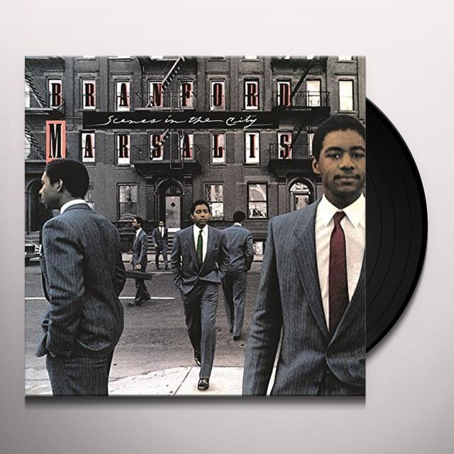 Branford Marsalis SCENES IN THE CITY Vinyl Record
