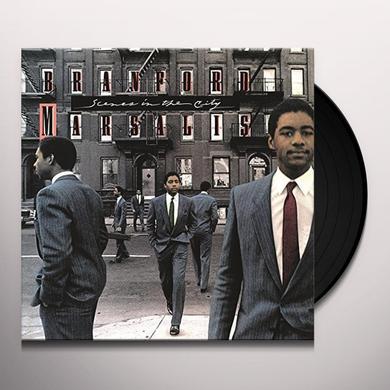 Branford Marsalis SCENES IN THE CITY Vinyl Record - 180 Gram Pressing, Holland Import