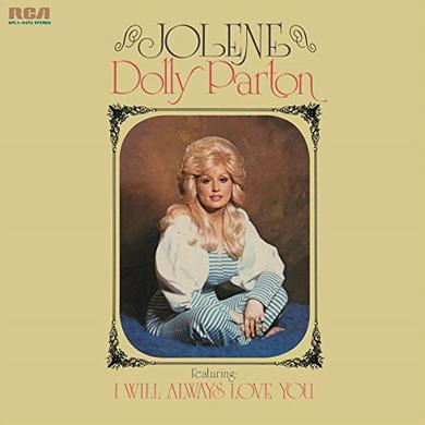 Dolly Parton JOLENE Vinyl Record