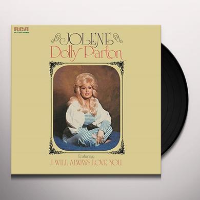 Dolly Parton JOLENE Vinyl Record - 180 Gram Pressing, Holland Import