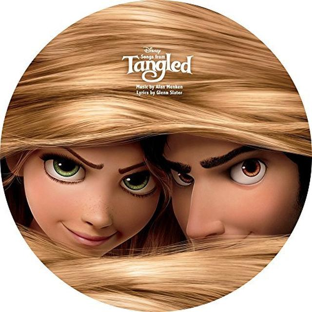 SONGS FROM TANGLED / VARIOUS Vinyl Record - Canada Import