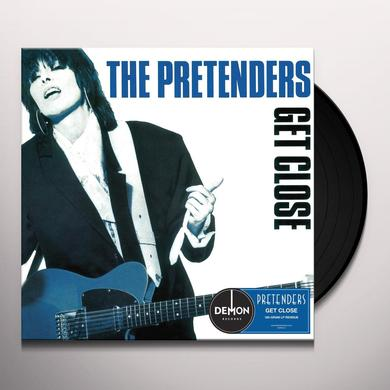 Pretenders GET CLOSE Vinyl Record - UK Import