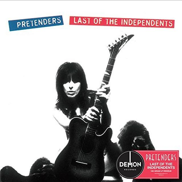 Pretenders LAST OF THE INDEPENDENTS Vinyl Record