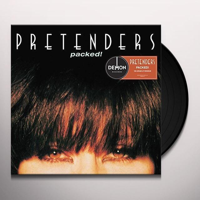 Pretenders PACKED Vinyl Record