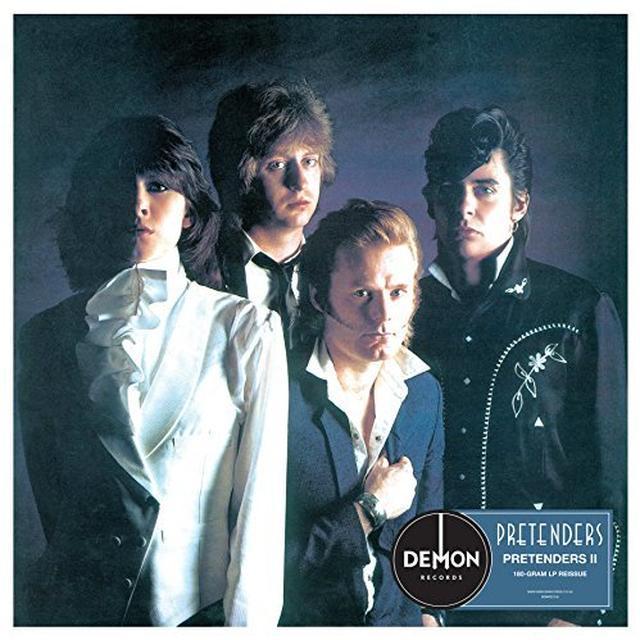 PRETENDERS II Vinyl Record - UK Import