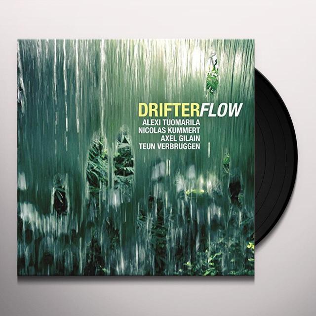Drifter FLOW Vinyl Record - Australia Release