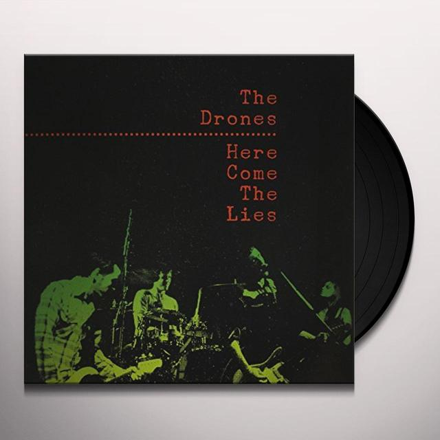 Drones HERE COME THE LIES Vinyl Record - Australia Import