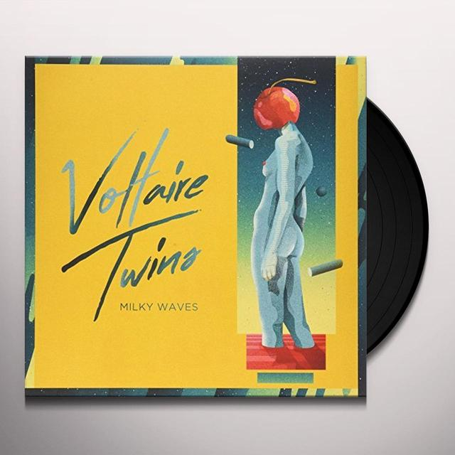Voltaire Twins MILKY WAVES Vinyl Record