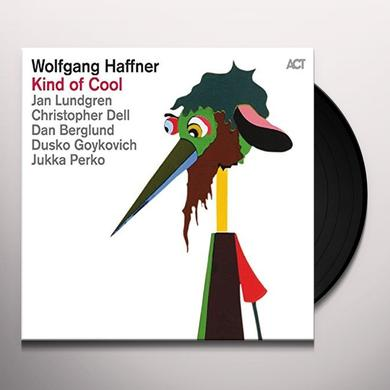 Wolfgang Haffner KIND OF COOL Vinyl Record - Australia Import