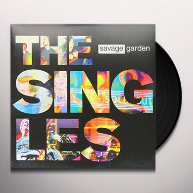 Savage Garden SINGLES Vinyl Record - Australia Import