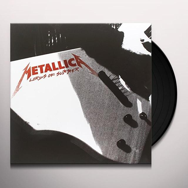 Metallica LORDS OF SUMMER Vinyl Record