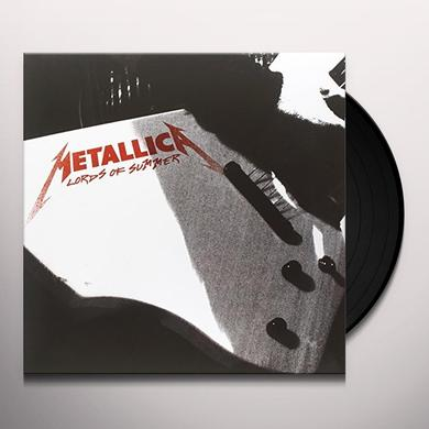 Metallica LORDS OF SUMMER Vinyl Record - UK Import