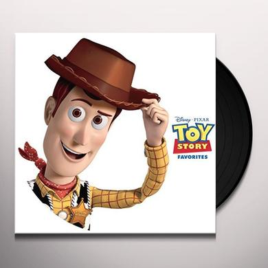 TOY STORY FAVOURITES (PICTURE DISC) / O.S.T. (UK) TOY STORY FAVOURITES (PICTURE DISC) / O.S.T. Vinyl Record - UK Import