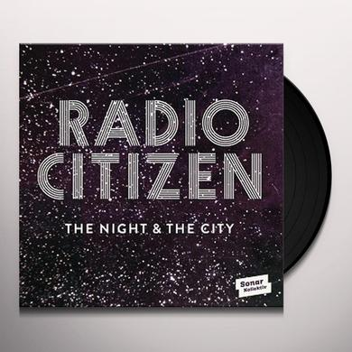 Radio Citizen NIGHT & CITY Vinyl Record - UK Import