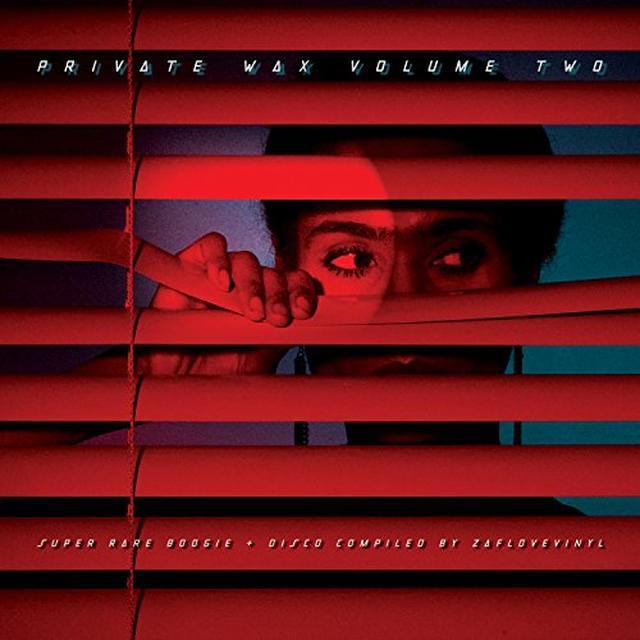 PRIVATE WAX VOL.2 / VARIOUS (UK) PRIVATE WAX VOL.2 / VARIOUS Vinyl Record - UK Import