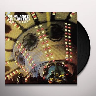 Noel Gallagher's High Flying Birds LOCK ALL THE DOORS Vinyl Record