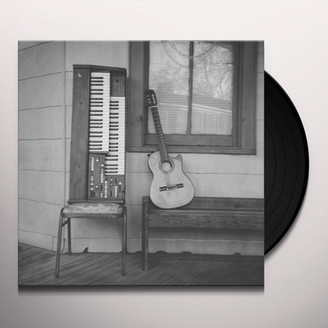 Jeff Zagers STILL ALIVE Vinyl Record