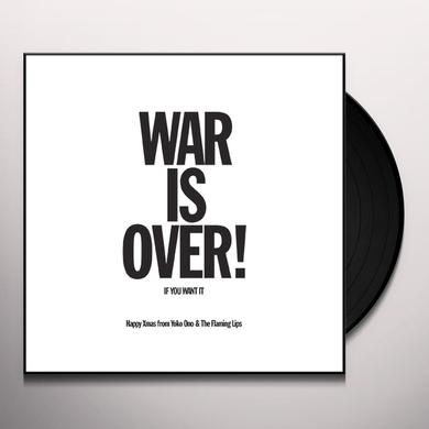 Yoko Ono / Flaming Lips HAPPY XMAS (WAR IS OVER) Vinyl Record