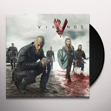 VIKINGS III / TV O.S.T. (GATE) (OGV) VIKINGS III / TV O.S.T. Vinyl Record