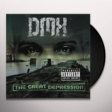 Dmx GREAT DEPRESSION Vinyl Record